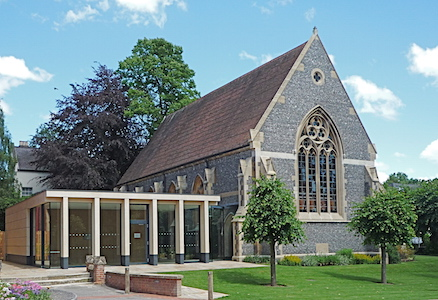 Picture of venue: The Old Chapel, St John's School, Leatherhead